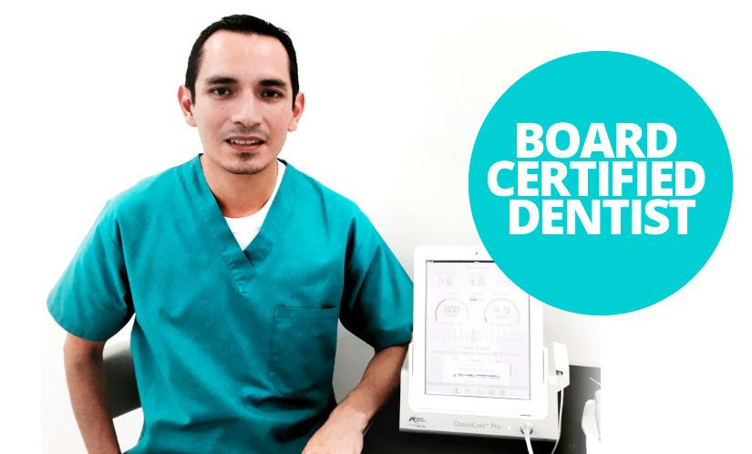Best dentist in Cabo San Lucas